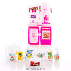 Princess Cook Fun Play set By Brightmind at Kapruka Online for specialGifts