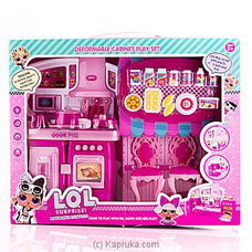 Kids Dreamy Kitchen Play set By Brightmind at Kapruka Online forspecialGifts