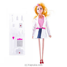 Doctor Barbie Doll at Kapruka Online