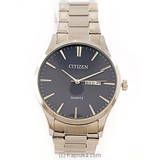 Citizen Silver Gents  Watch  By CITIZEN at Kapruka Online forspecialGifts