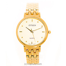 Citizen Gold Ladies Watch  By CITIZEN at Kapruka Online forspecialGifts
