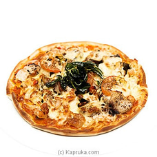 Galadari Pizza With Paneer And Gobi at Kapruka Online