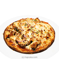 Galadari Tandoori Spiced Chicken Pizza at Kapruka Online