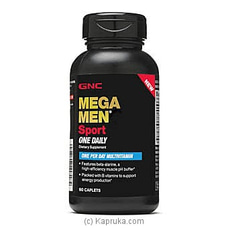 GNC Mega Men Sport at Kapruka Online
