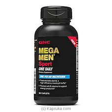 GNC Mega Men Sport By GNC at Kapruka Online forspecialGifts