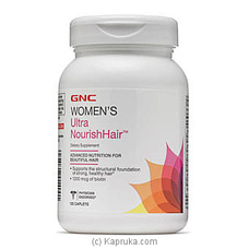 GNC Womens Ultra Nourish Hair By GNC at Kapruka Online for specialGifts