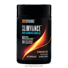 GNC BodyDynamix Slimvance Core Slimming Complex By GNC at Kapruka Online for specialGifts