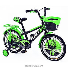 Tomahawk Super Hero Alloy Bicycle- 16`` Wheel Size By TOMAHAWK at Kapruka Online for specialGifts
