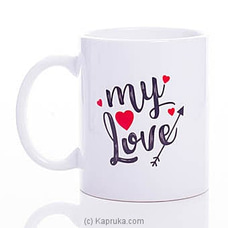 My Love Mug By HABITAT ACCENT at Kapruka Online forspecialGifts