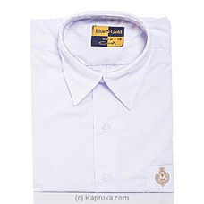 Royal College Candy Short Sleeve School Shirt- By Royal College at Kapruka Online for specialGifts