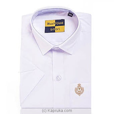 Royal College Thilakawardana Smart Uniform Shirt (Short Sleeve) By Royal College at Kapruka Online for specialGifts