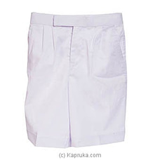 Royal College White Short (TWS) By Royal College at Kapruka Online for specialGifts