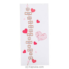 Love You Handmade Greeting Cardat Kapruka Online for specialGifts