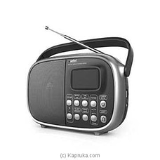 Sanford Rechargeable Portable Radio  SF3308PR By Sanford at Kapruka Online for specialGifts
