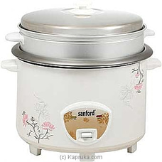 Sanford Rice Cooker SF1133RC - 5.6L By Sanford at Kapruka Online for specialGifts