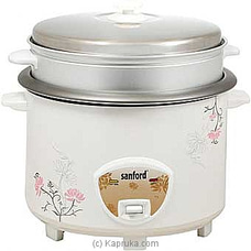 Sanford Rice Cooker SF1132RC - 4.2L By Sanford at Kapruka Online for specialGifts