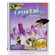 Crystal Mining Kit By Brightmind at Kapruka Online for specialGifts