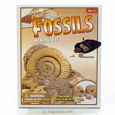 Fossils Mining Kit By Brightmind at Kapruka Online for specialGifts