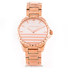 Giordano Ladies Analogue Watch By GIORDANO at Kapruka Online forspecialGifts