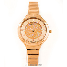 Giordano Ladies Two Tone Dial Analogue Watch By GIORDANO at Kapruka Online forspecialGifts