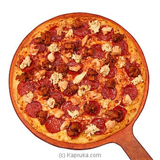Mighty Meat Thin Crust Large at Kapruka Online