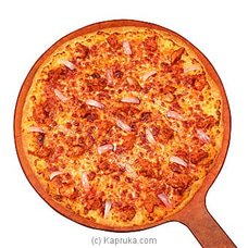Tandoori Chicken Thin Crust Pizza-Large at Kapruka Online
