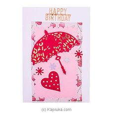 Handmade Happy Birthday Greeting Cardat Kapruka Online for specialGifts