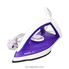 Philips Steam Iron (GC-122) By Philips at Kapruka Online forspecialGifts