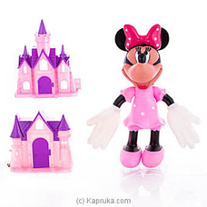 Mickey Mouse Pink Clubhouse By Brightmind at Kapruka Online forspecialGifts