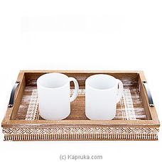 Classy Tray By HABITAT ACCENT at Kapruka Online forspecialGifts