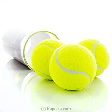 Tennis Balls at Kapruka Online