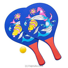 Dark Blue Beach Tennis Paddlesat Kapruka Online for specialGifts