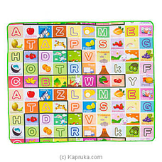 ABCD Foldable Mat By FIRST SMILE at Kapruka Online forspecialGifts