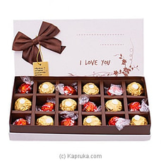 Lindor And Ferrero Magical By Lindt at Kapruka Online for specialGifts