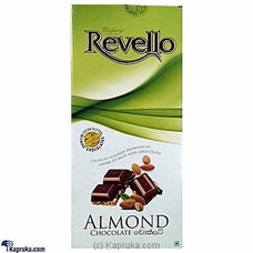 Ritzbury Revello Almond Chocolate By Revello at Kapruka Online for specialGifts