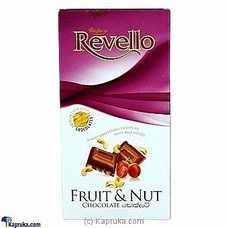 Ritzbury Revello Fruit And Nut Chocolate at Kapruka Online
