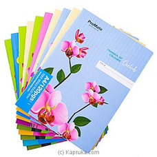 ProMate CR Single Ruled Book Bundle - 120 pages X10 Booksat Kapruka Online for specialGifts