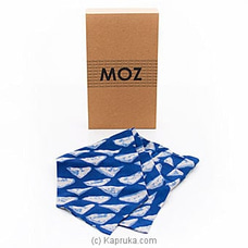 MOZ Gents Navy Blue Cravat (Ascot Tie) By MOZ at Kapruka Online forspecialGifts