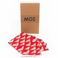 MOZ Gents Red Cravat (Ascot Tie) By MOZ at Kapruka Online forspecialGifts