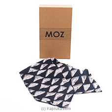 MOZ Gents Black Cravat (Ascot Tie) By MOZ at Kapruka Online forspecialGifts
