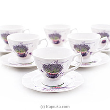 Royal Tea Cup And Saucer Set By HABITAT ACCENT at Kapruka Online forspecialGifts