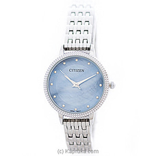 Citizen Silver Ladies Watch at Kapruka Online