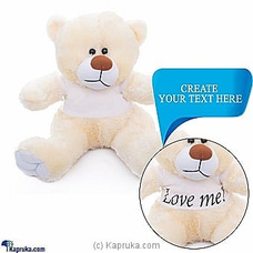 Engravable Customized Huggable Teddy By Huggables at Kapruka Online for specialGifts