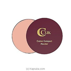 CCUK Crème Compact Powder- By British Cosmetics at Kapruka Online for specialGifts