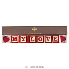Java My Love 8 Piece Chocolate By Java at Kapruka Online for specialGifts