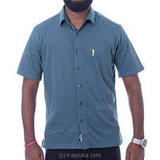 Golf Short Sleeve Shirt - Green - FORHIM at Kapruka Online