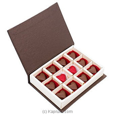 Java Sesame Praline 12 Piece Chocolate Box By Java at Kapruka Online for specialGifts