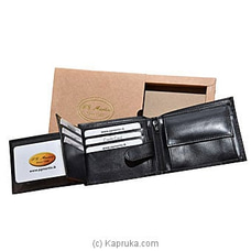 P G Martin EDM (Gents Wallet) Waxxy Nappa By P.G MARTIN at Kapruka Online for specialGifts