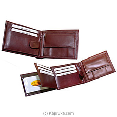 P G Martin EDM (Gents Wallet ) Waxxy Nappa By P.G MARTIN at Kapruka Online for specialGifts