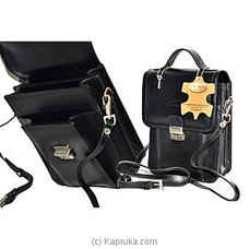 P.G Martin Body Bag Artificial Leather( R 003 ) By P.G MARTIN at Kapruka Online for specialGifts